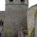 La Tour d'Autriche gezien vanuit de binnenkoer