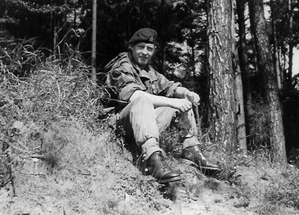 Sergeant Paul Tonniau