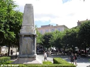 2010_06_21 Corsica 010 Sartène Place de la Libération
