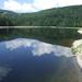 één van de vele (stuw) meren
