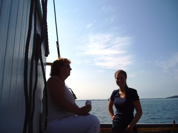 Suzanne en Stinne