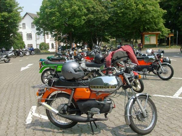 Gespot op 03-07-10 in de Eifel