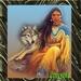 sqauw met wolf