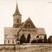Kerk en kerkhofmuur