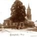 Oud Gemeentehuis, de Lindenboom en de Kerk