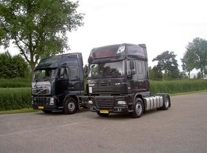 Daf en Volvo