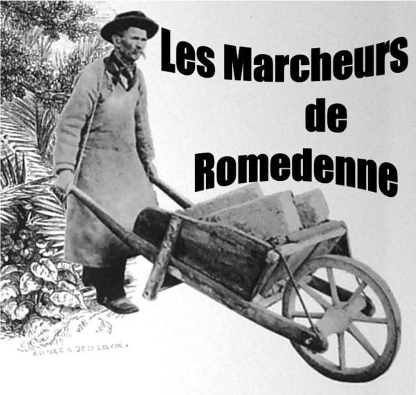 Marcheurs de Romedenne