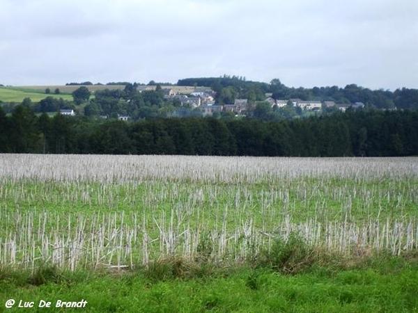 Ardennen wandeling Adeps Arbre