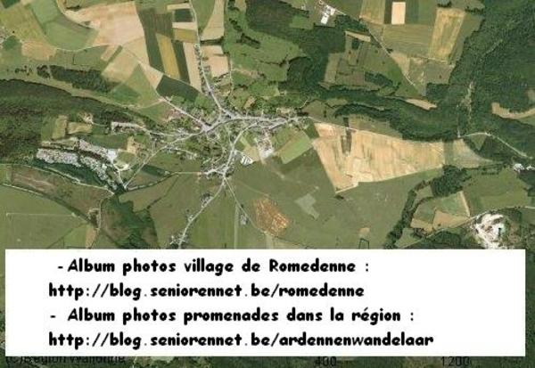 Ardennenwandelaar - Les Marcheurs de Romedenne