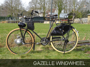 Gazelle wingwheel