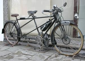 Ducati Cucciolo 48cc 1952