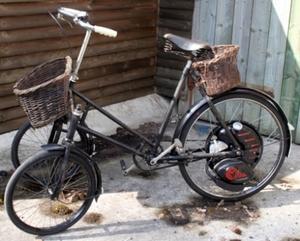 Harding CTWS tricycle