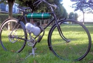 La Cyclette 1923