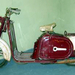 Mercury Hermes scooter 1958