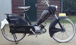 Berini M21 Speedomatic 1958