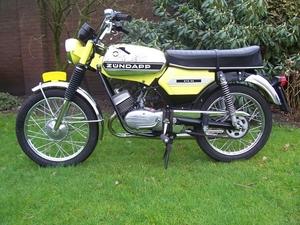 Z�ndapp GTS-50 Bj.1974