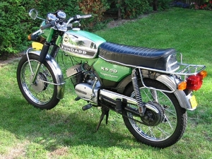 Z�ndapp KS 50 Super Sport