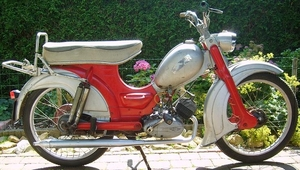 Zündapp Super Combinette 429c 1959