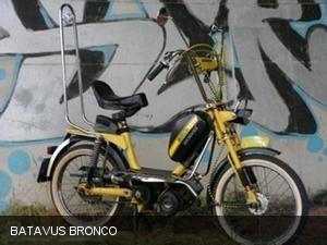 Batavus Bronco 1975
