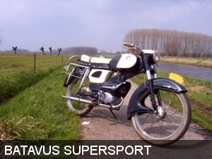 Batavus Supersport 1961