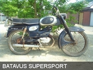 Batavus Supersport 1966