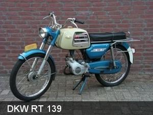 DKW. RT 139  1968