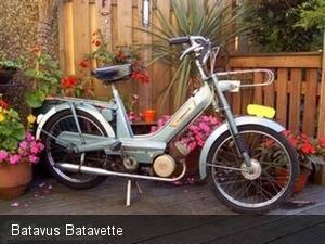 Batavus Batavette 1969