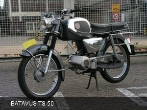 Batavus TS 50 1975