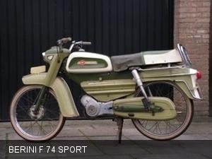 Berini F 74 Sport