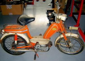 Honda Novio