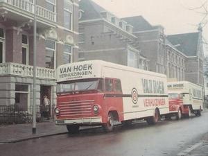 2 X Van Hoek