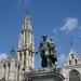 Standbeeld Rubens op de groenplaats