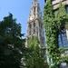 De OLV kathedraal 123 m hoog!