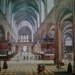 Binnenzicht OLV Kerk in 1610