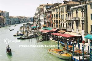 Venezia Canal Grande (Pte di Rialto)