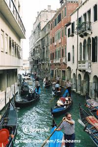 Venezia Rio di S Moise