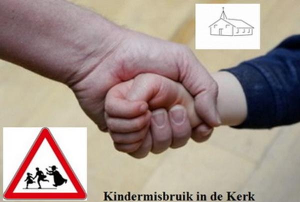 Afbeelding kindermisbruik in de kerk