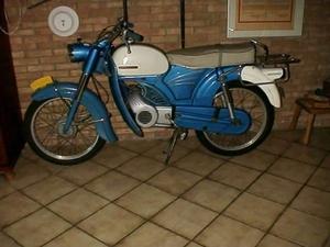 Zündapp Super Combinette 1965