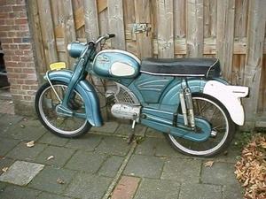 Zündapp 510 1962