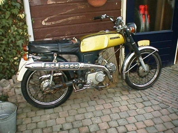 Honda SS 71