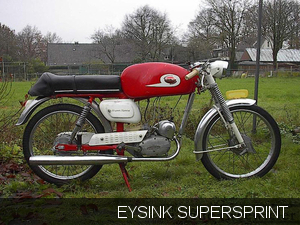 Eysink Supersprint 1968