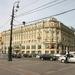 Moskou/1ste foto:Leningradlaan - op weg naar Kremlin