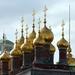 Kremlin - kerkkoepels Terjempaleis