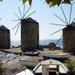 Chios windmolens Kalambaki