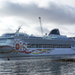cruise boot naar het noorden