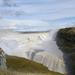 mooie waterval in ijsland