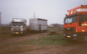 Mulder - Beilen en Gebr. Strijk - Yde
