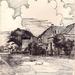 Pentekening oude Rijksstraatweg