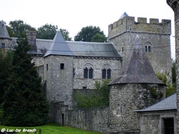 Ardennen wandeling Adeps Thy-le-Château