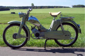 Zündapp Bergsteiger M 25 1966